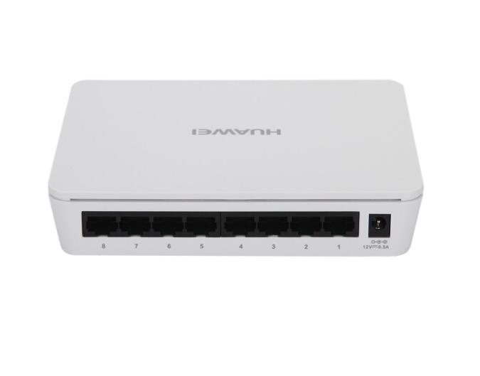 华为(HUAWEI)S1700-8G-AC 非网管8口千兆以太网 交换机