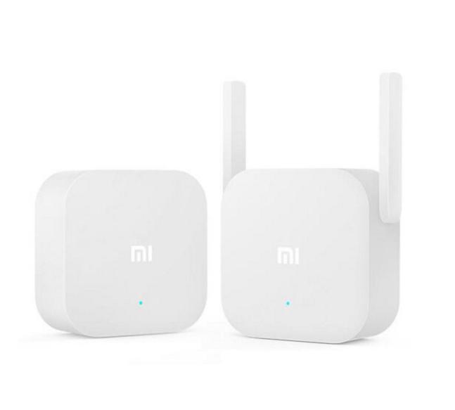 小米(MI)电力猫 wifi信号放大器 300M无线速率 电力猫WiFi扩展