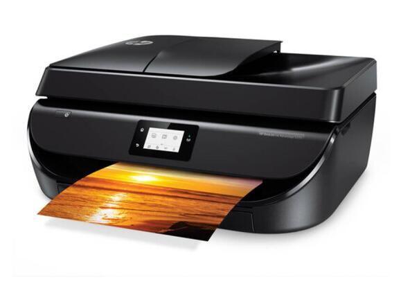 惠普(HP)5278彩色喷墨打印机一体机 无线wifi 自动双面 办公家用打印机 复印扫描传真四合一 裸机+680加墨墨